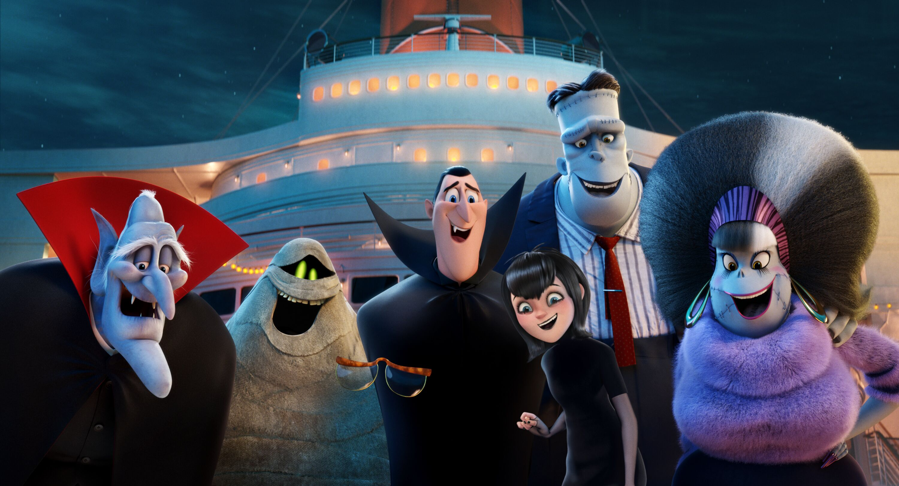 How much money has Hotel Transylvania franchise made