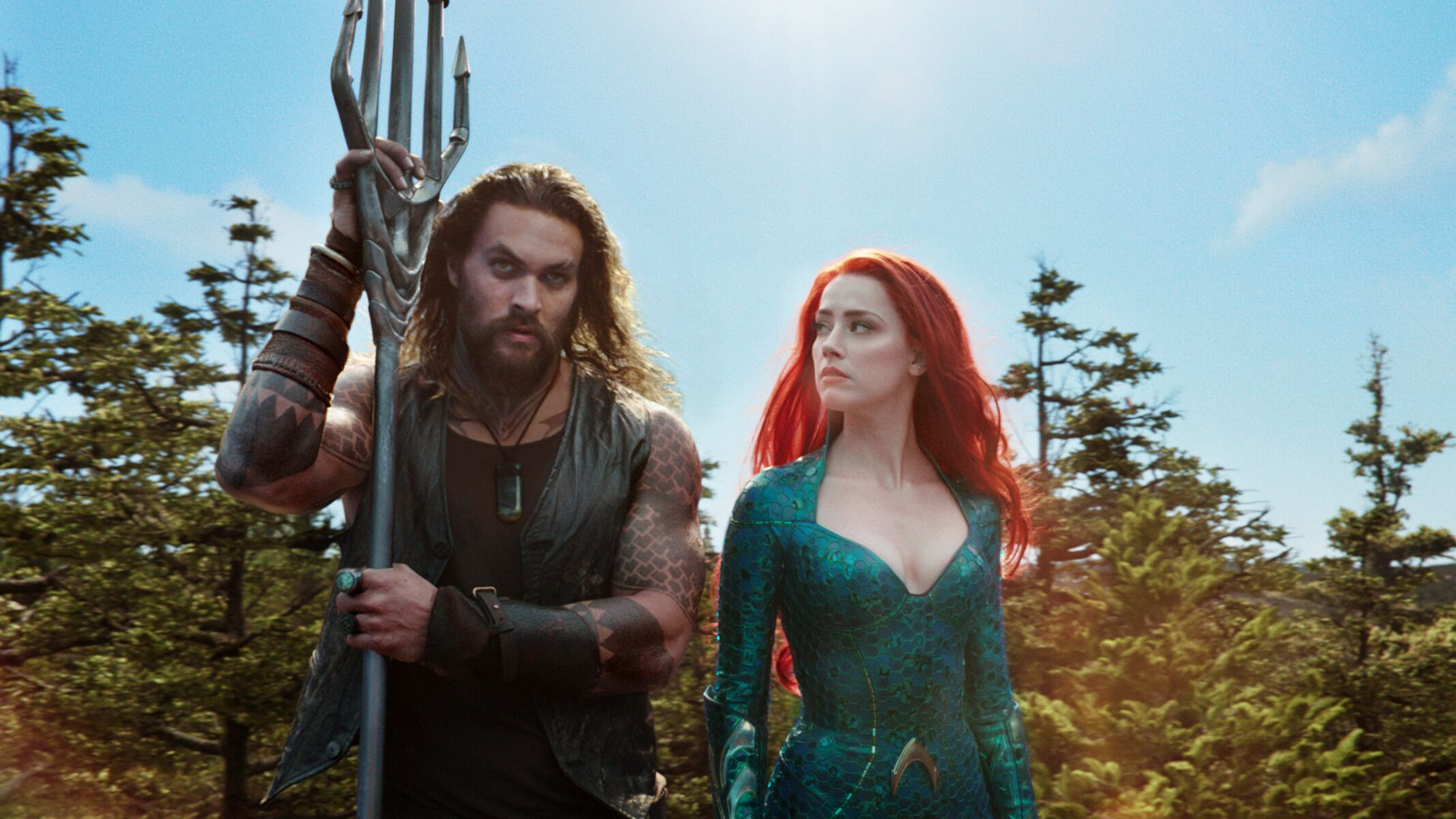 Aquaman enjoys another weekend as box office master