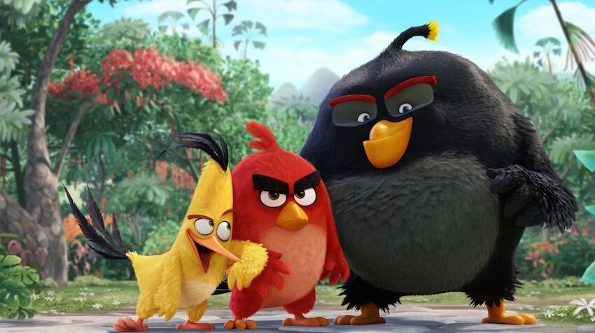 Where can you stream The Angry Birds Movie 2?