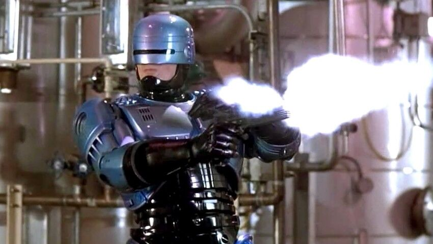 RoboCop never-before-seen director's cut hits Amazon Prime