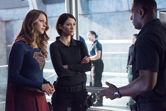 The CW's 'Supergirl' Season 2, Episode 4 Recap: 'Survivors'