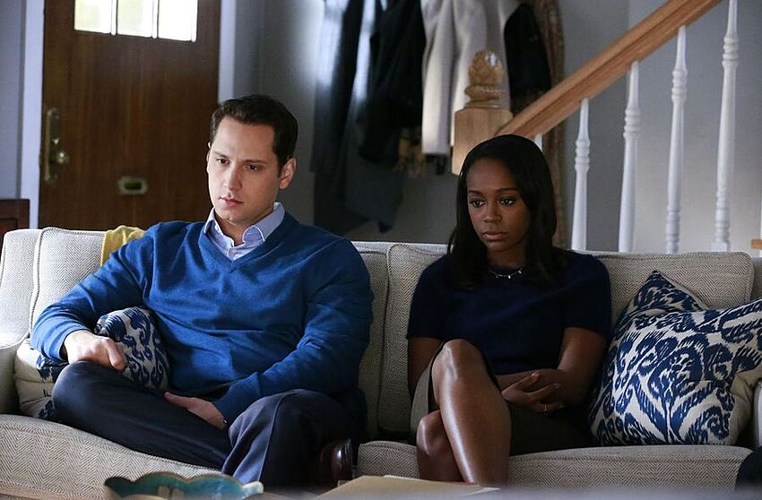 How to get away with murder michaela fights to keep her family photo credit how to get away with murderabc image acquired from disney abc ccuart Images