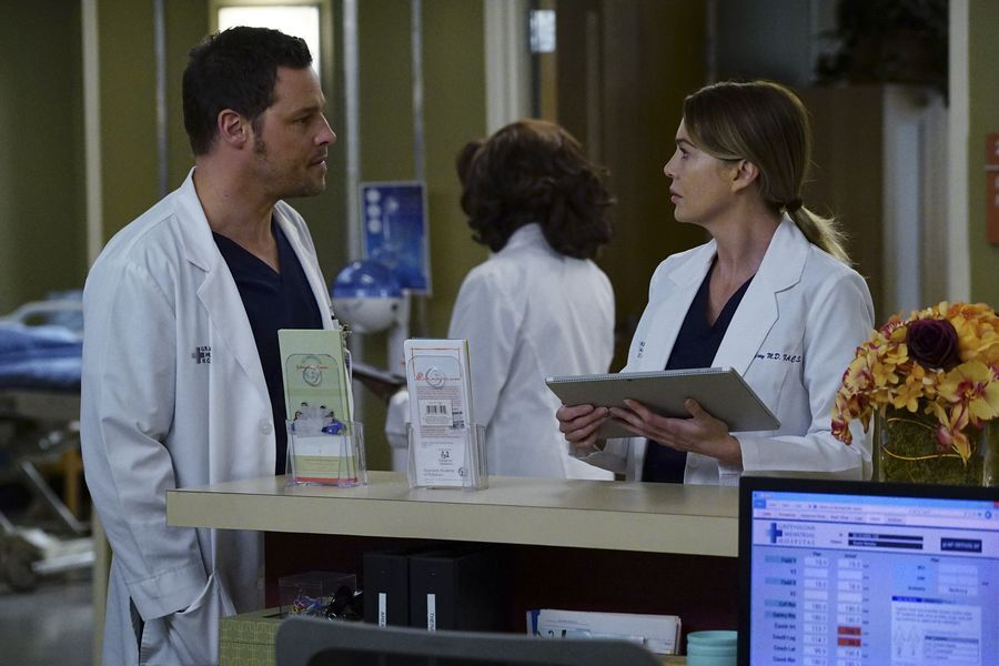 Is Abcs Greys Anatomy New Tonight Thursday March 9