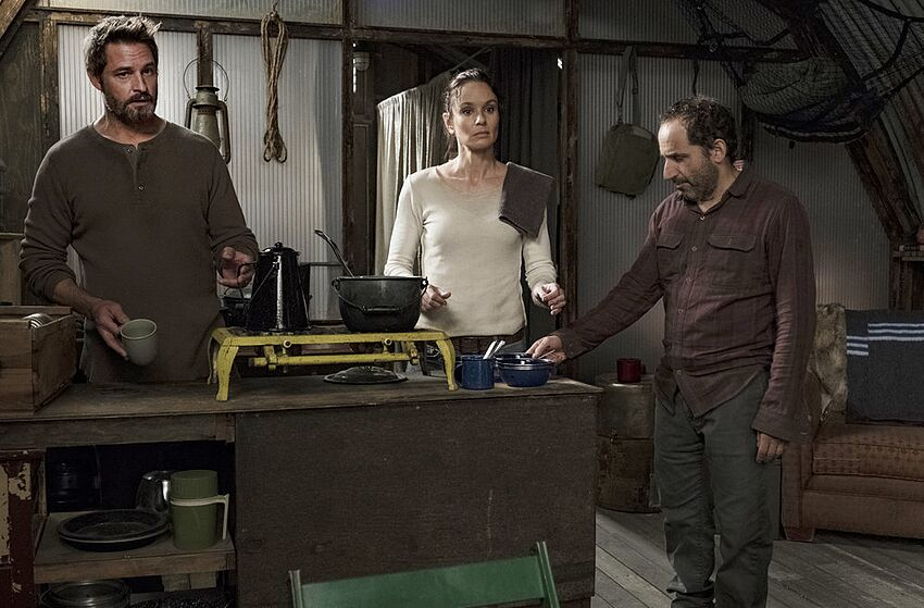 When will season 3 of Colony be added to Netflix?