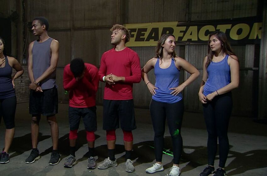 Fear Factor finale preview: Get a sneak peek at the the chilling