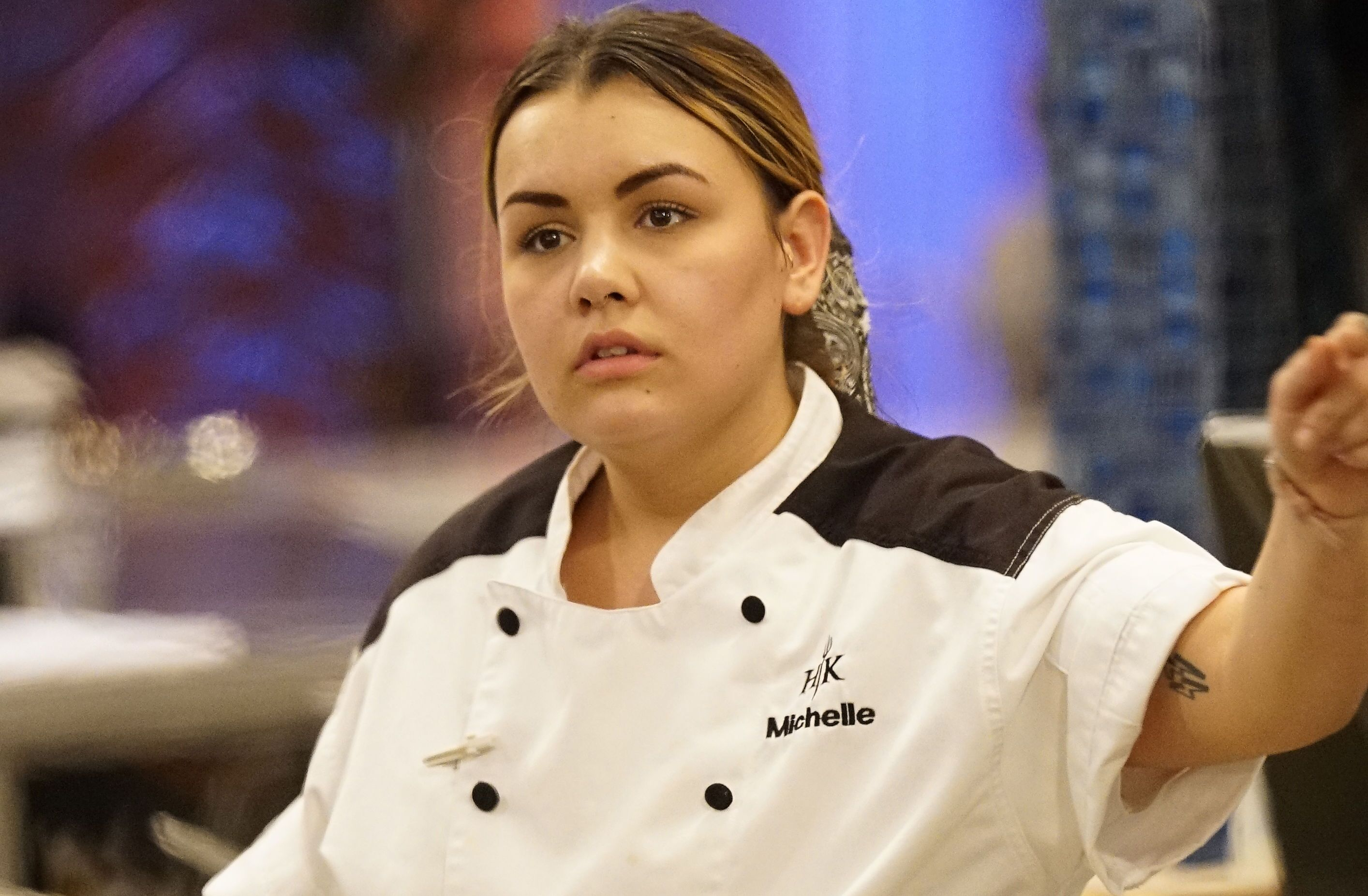 Hell S Kitchen Exclusive Is Michelle Trying To Sabotage