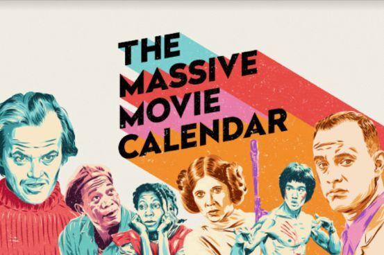 The calendar movie