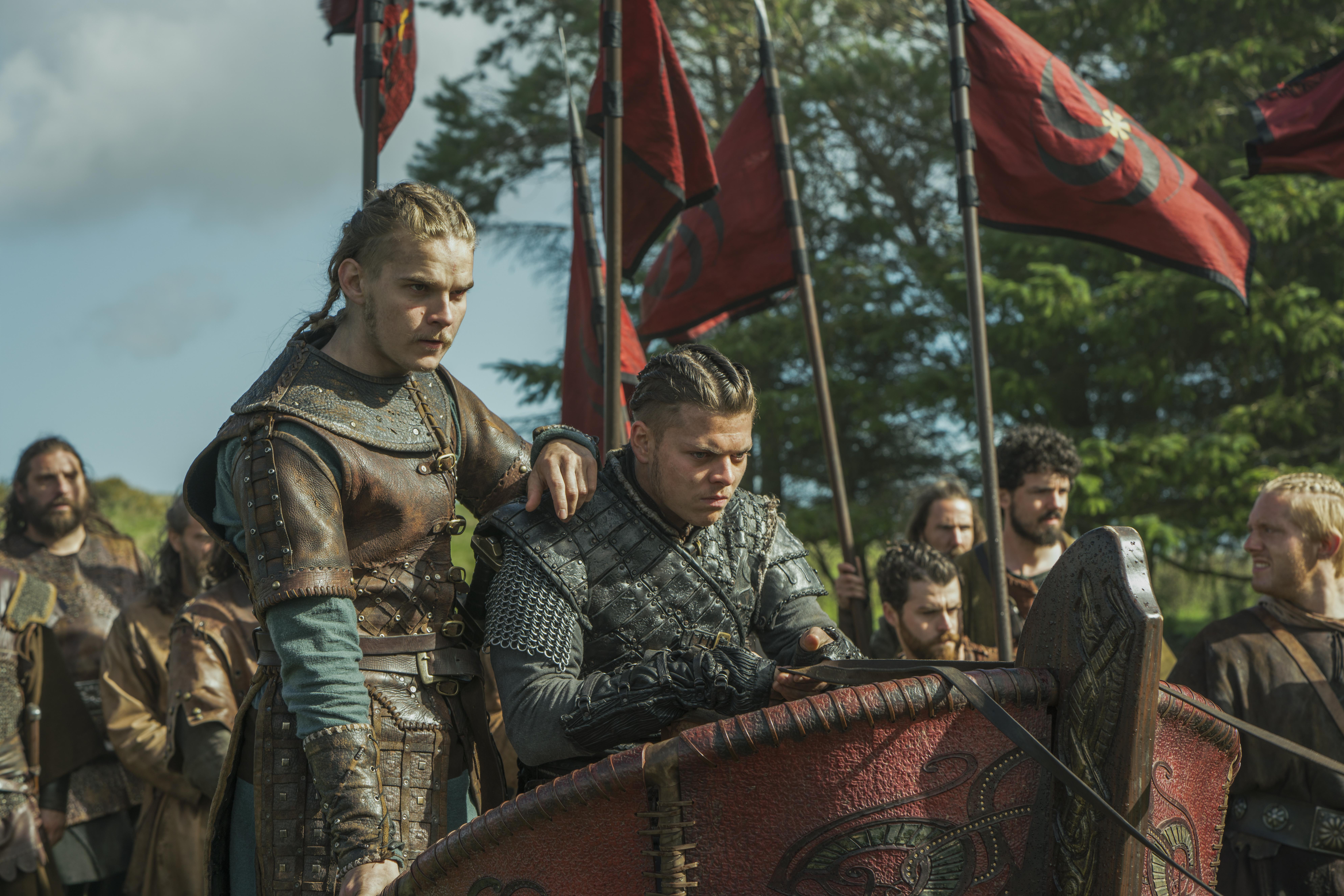 5 WTH moments in History's Vikings Season 5 so far