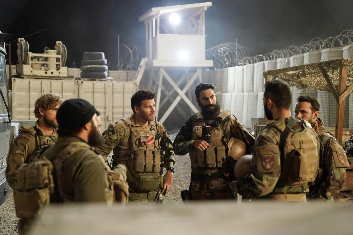 Watch SEAL Team Season 1, Episode 17 online: Free live stream
