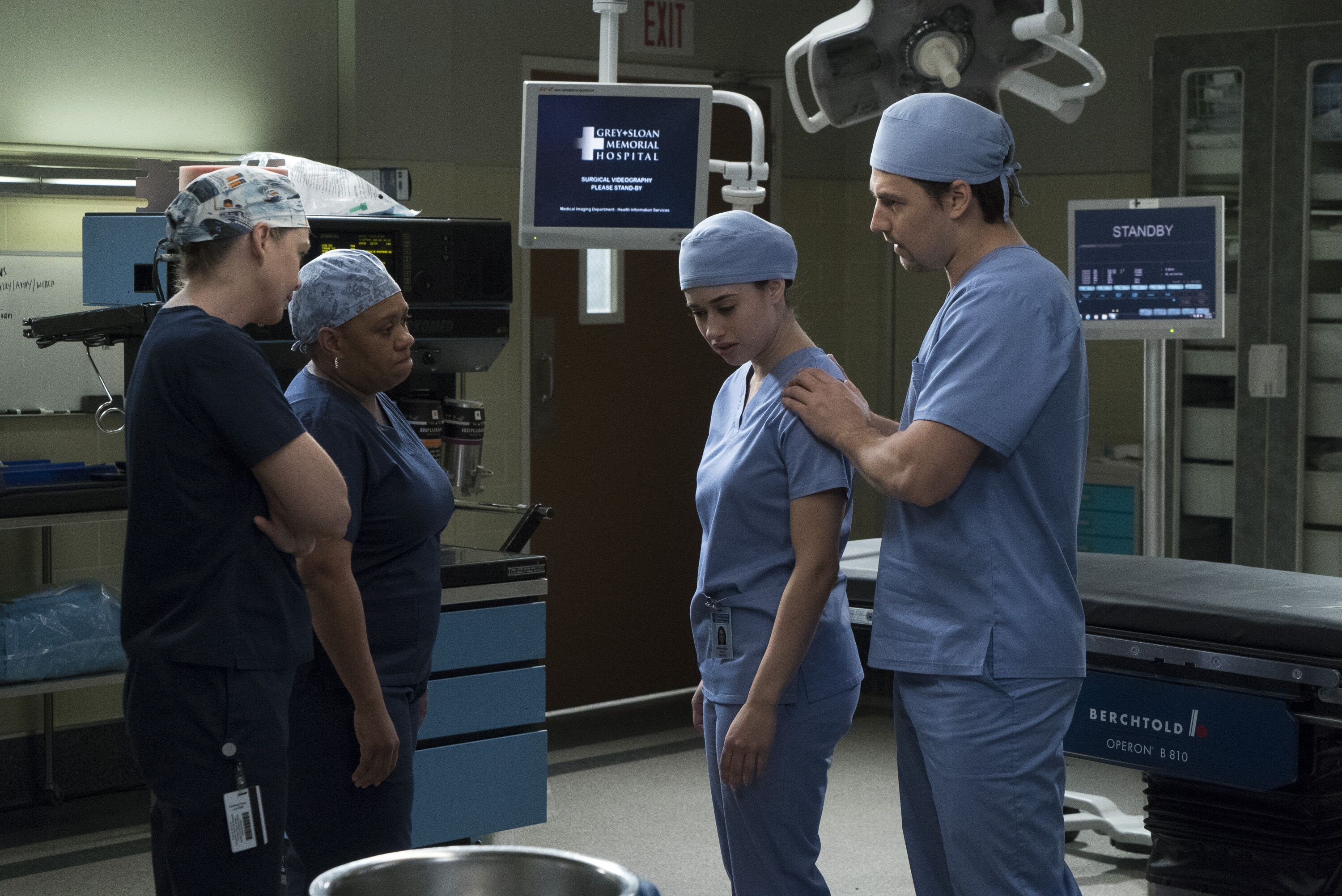 Watch Grey\'s Anatomy Season 14, Episode 19 live online: Free live stream