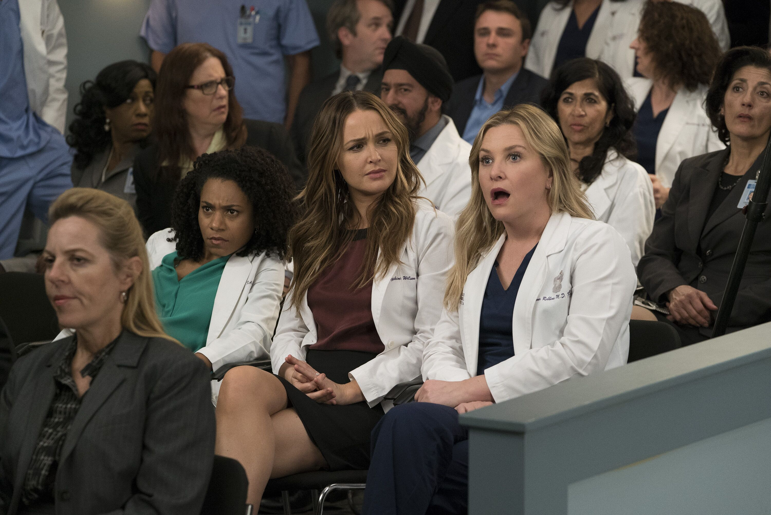 Is Greys Anatomy On Tonight October 18 On The Abc Network