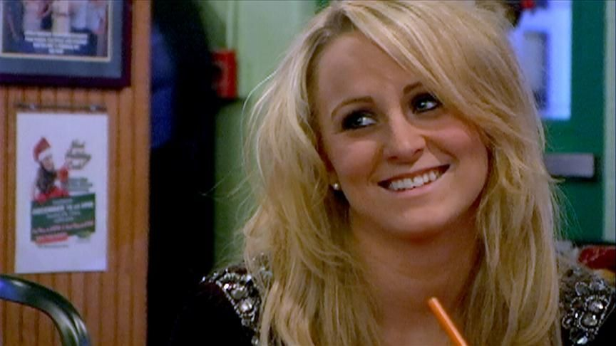 leah messer has stopped searching for her soulmate in life. Black Bedroom Furniture Sets. Home Design Ideas