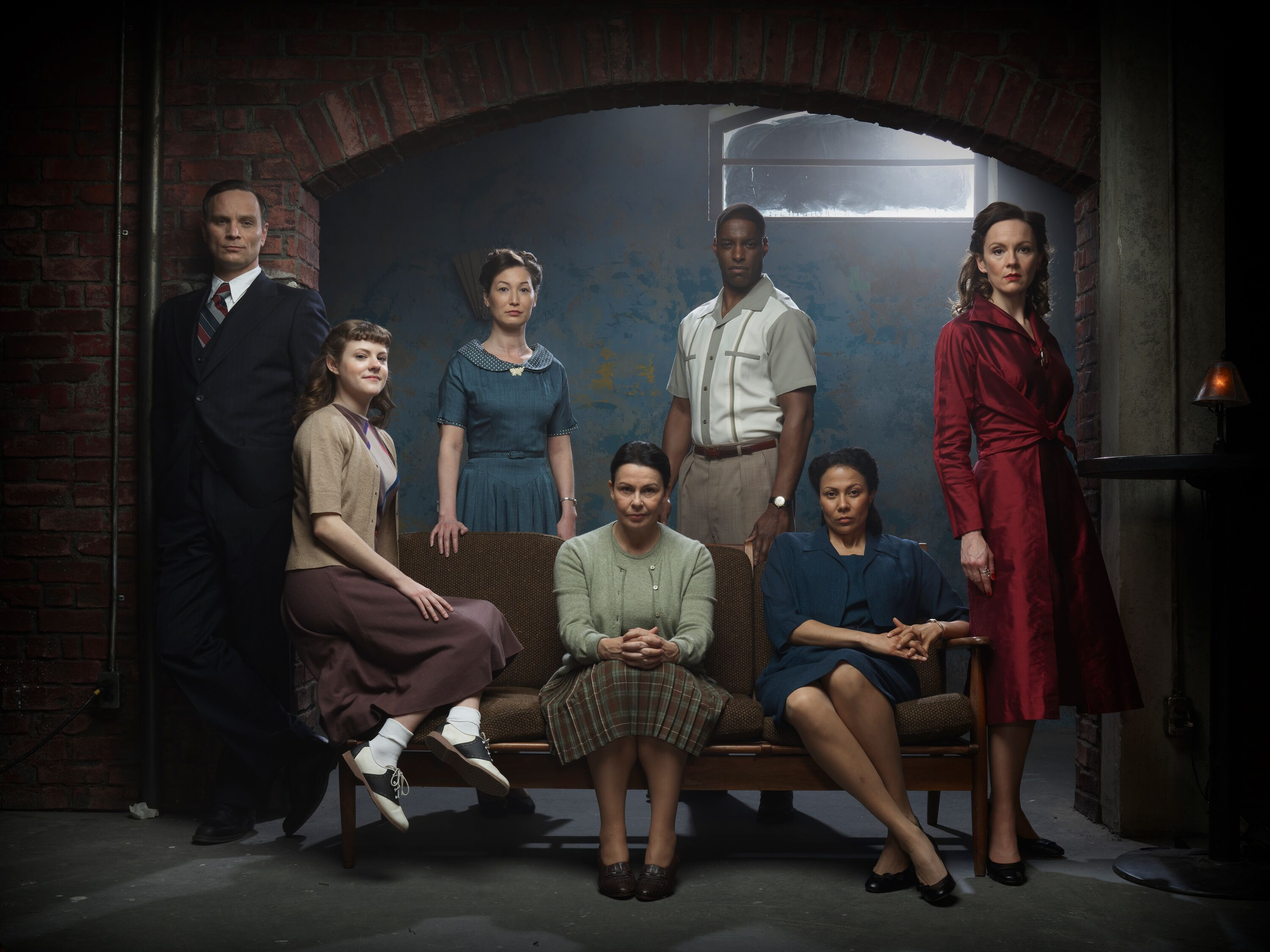 BritBox in July 2018 sees the first service original drop