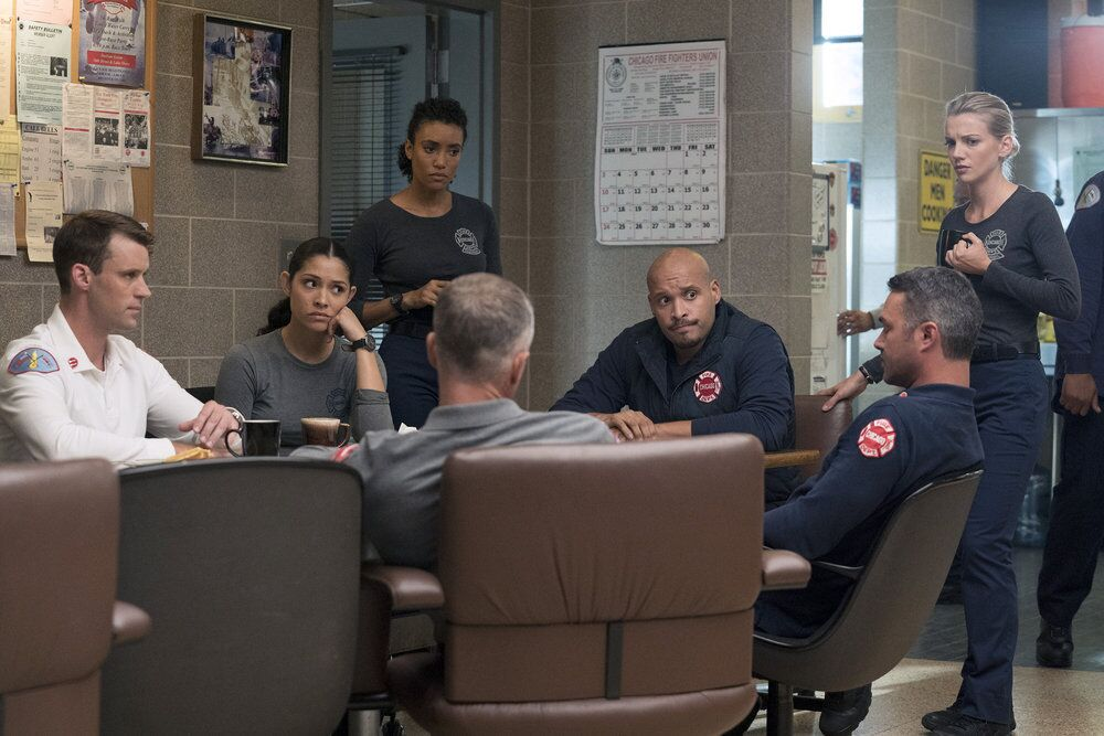 Who is chicago fire cast dating in 2019