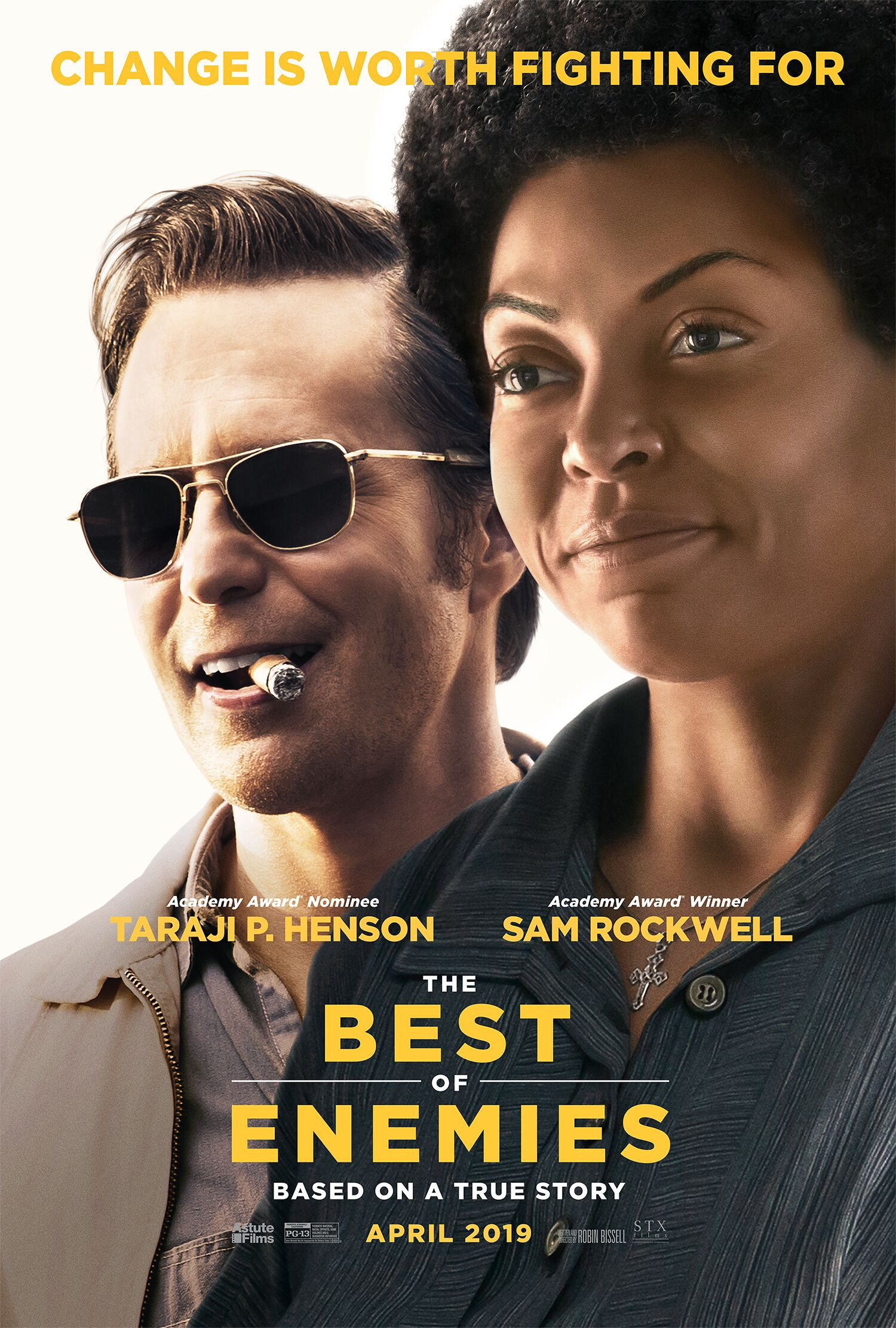 The Best of Enemies Debut trailer and expectations