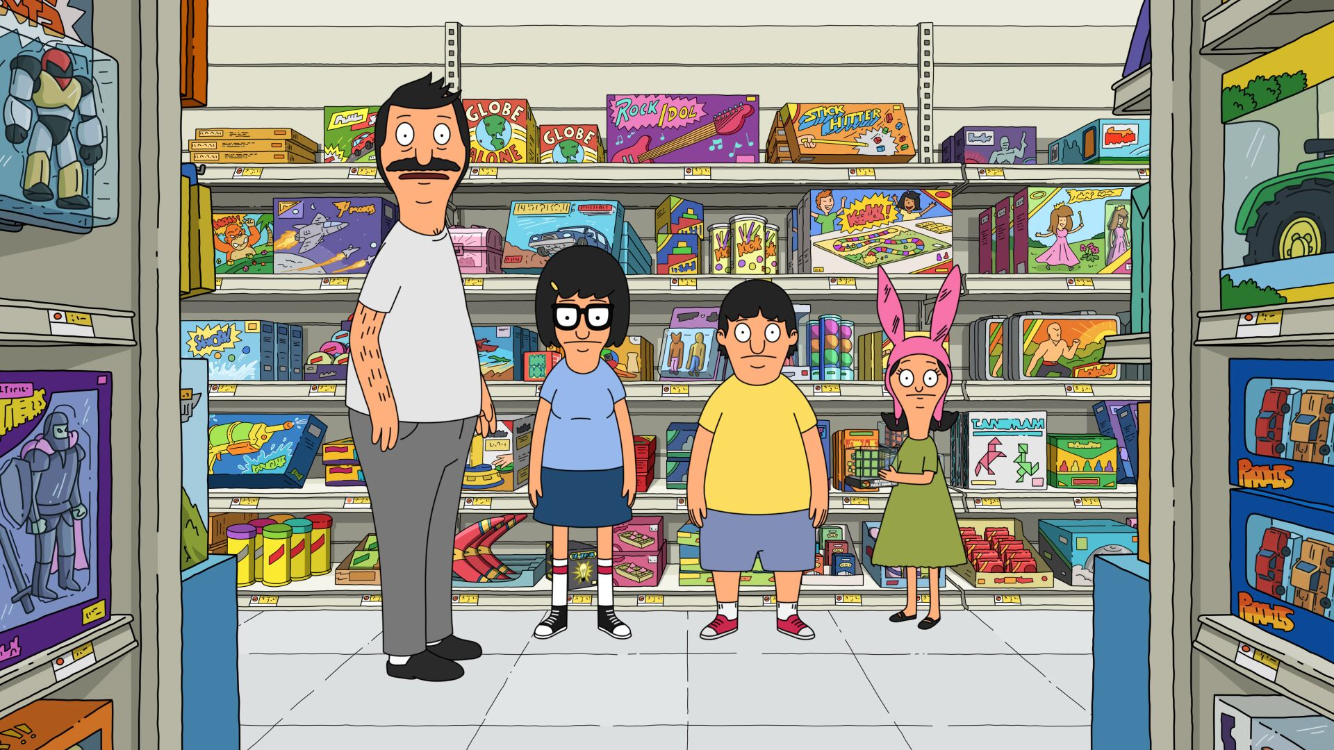 Bob S Burgers Recap Bobby Driver Episode Is All About The Underdog