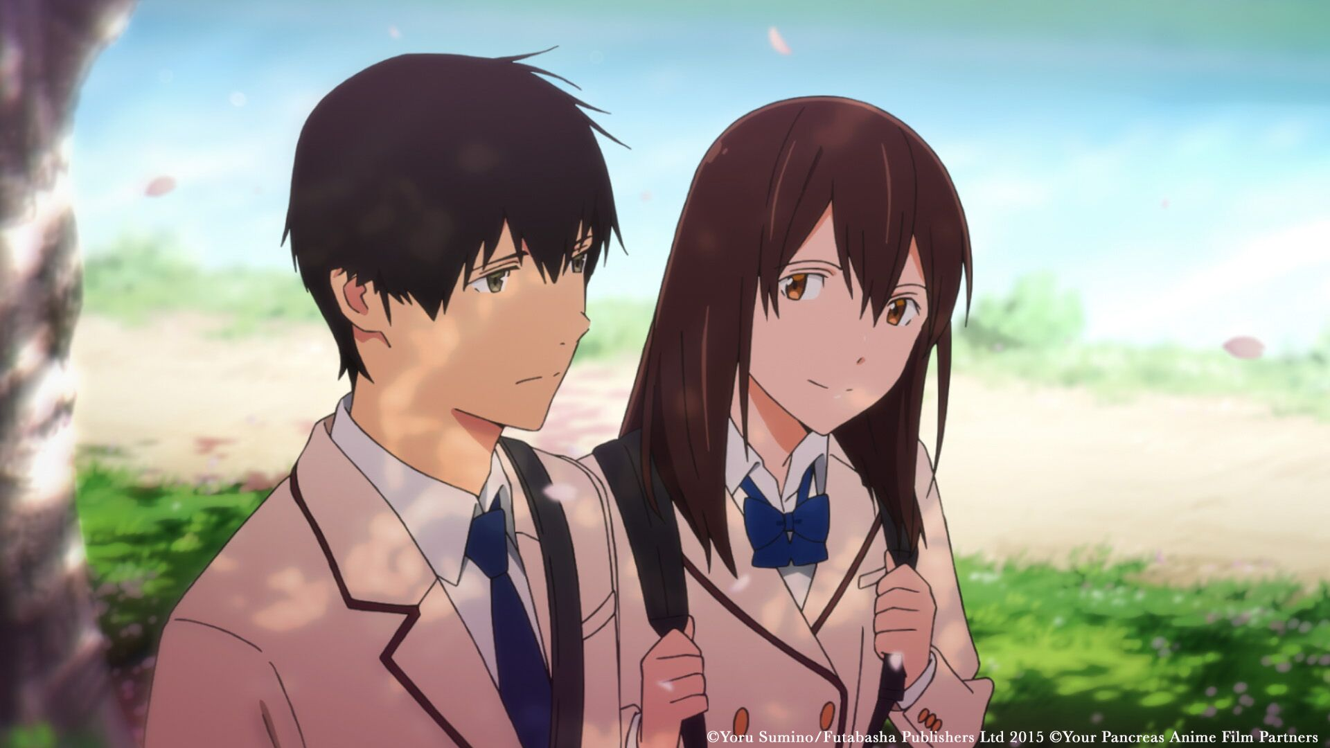 Resultado de imagen para I Want to Eat Your Pancreas
