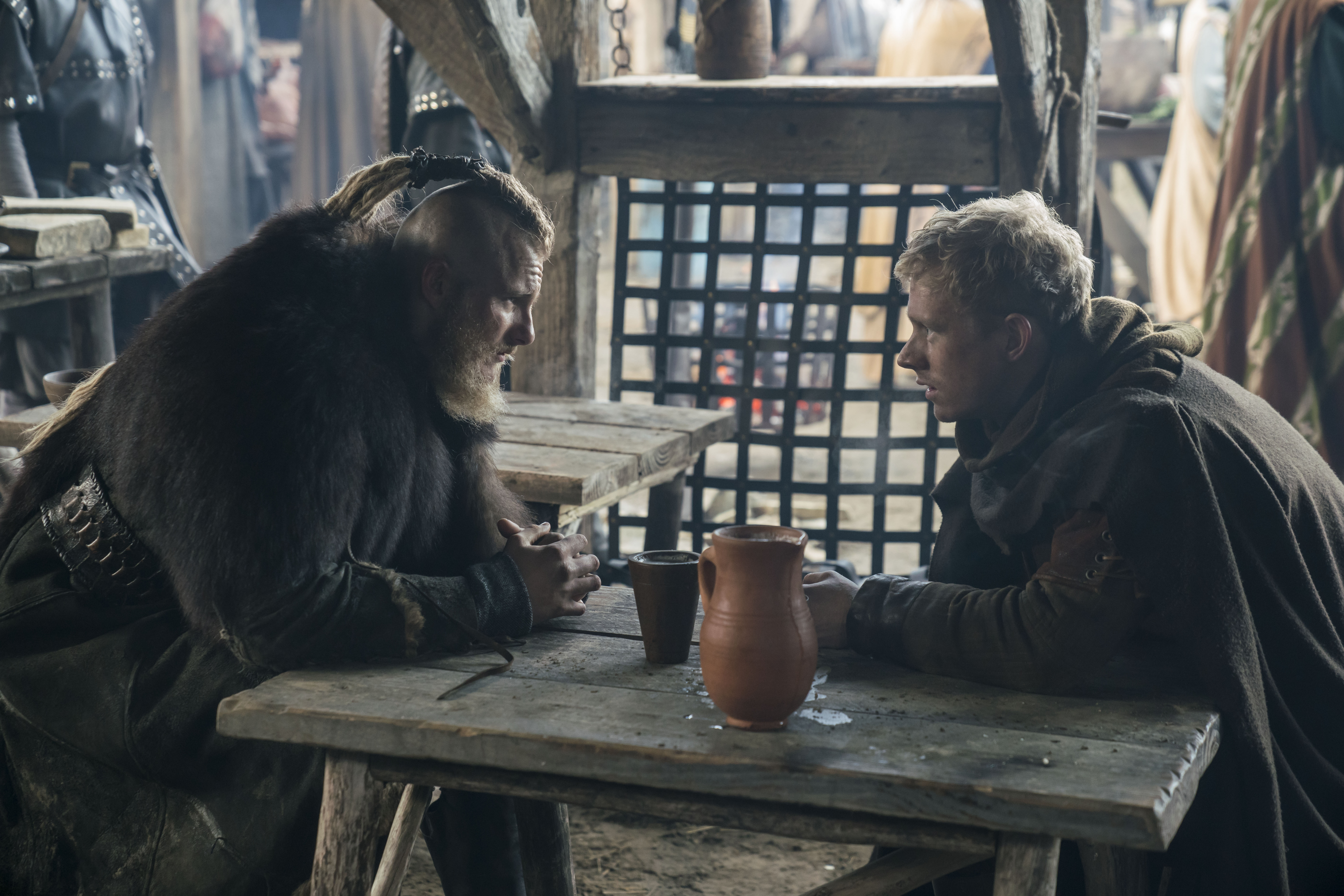 Vikings recap: Who is leading the coup against Alfred?