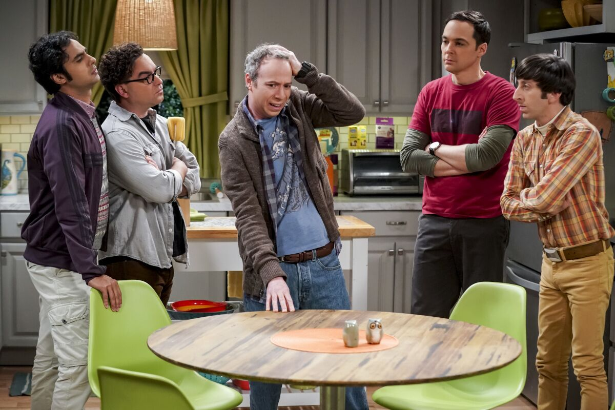 How to watch The Big Bang Theory Season 12, Episode 16 live online