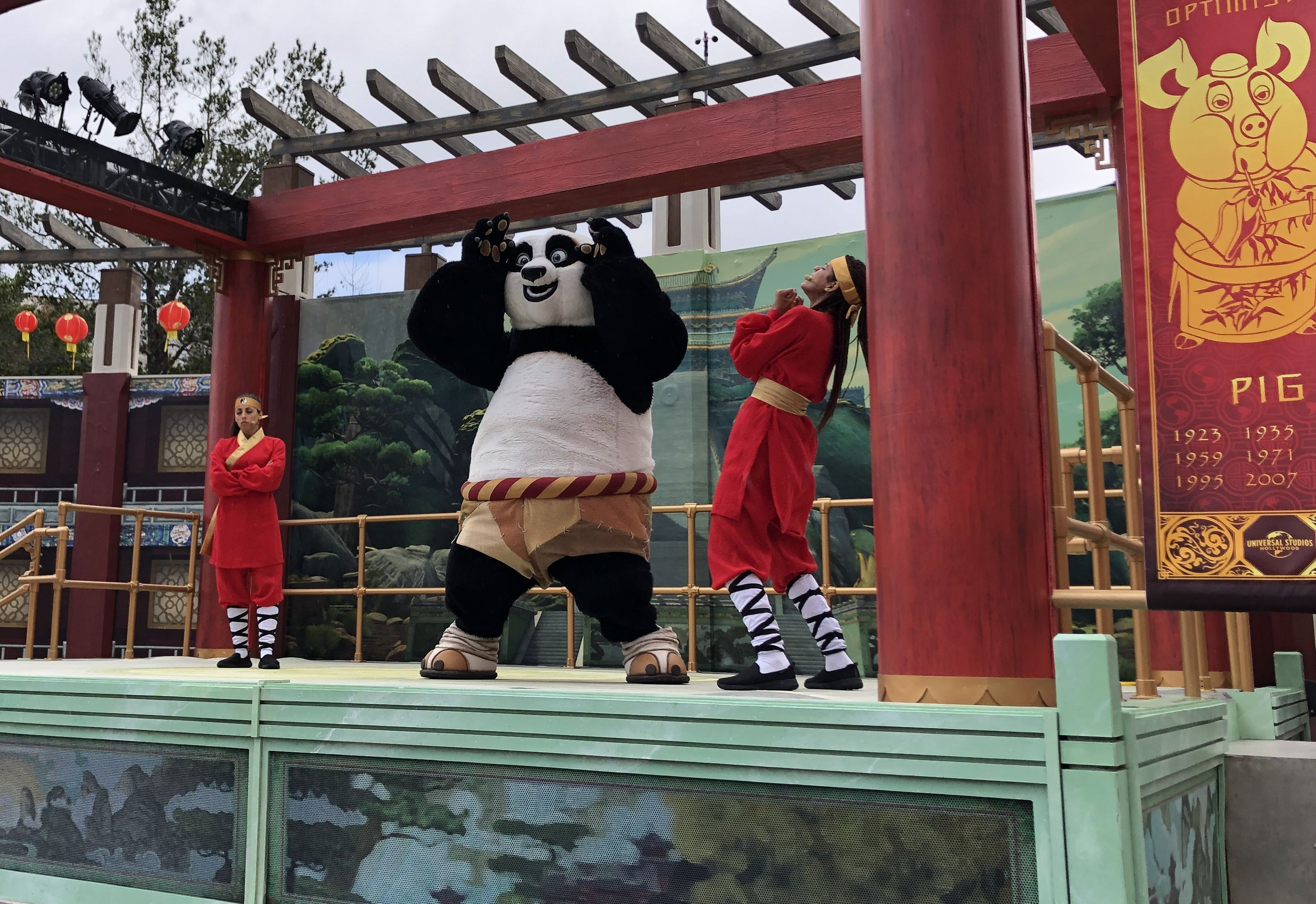 5 ways Universal Studios is celebrating Lunar New Year with Kung Fu Panda