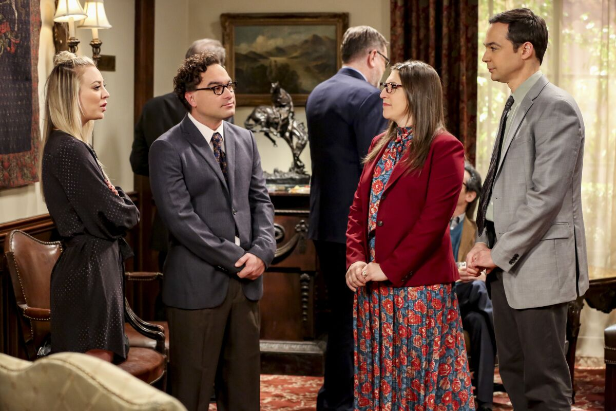 How to watch The Big Bang Theory Season 12, Episode 18 live online