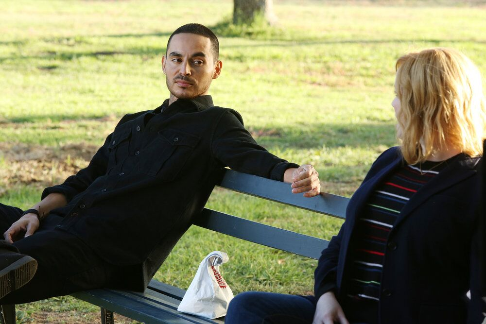 Good Girls: Manny Montana teases Rio and Beth after that shocking premiere