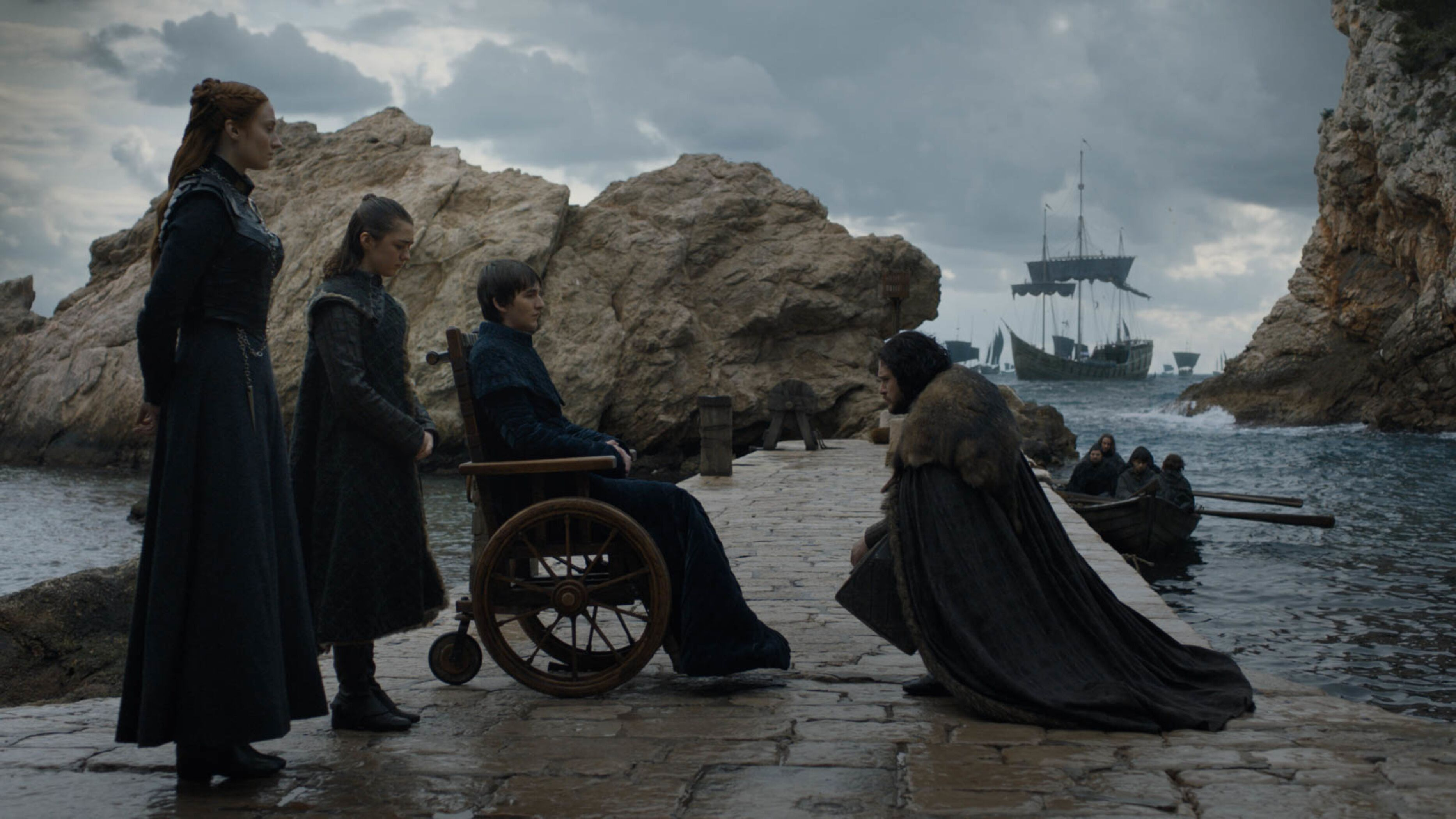 The Game of Thrones ratings from critics and fans are sad to look at