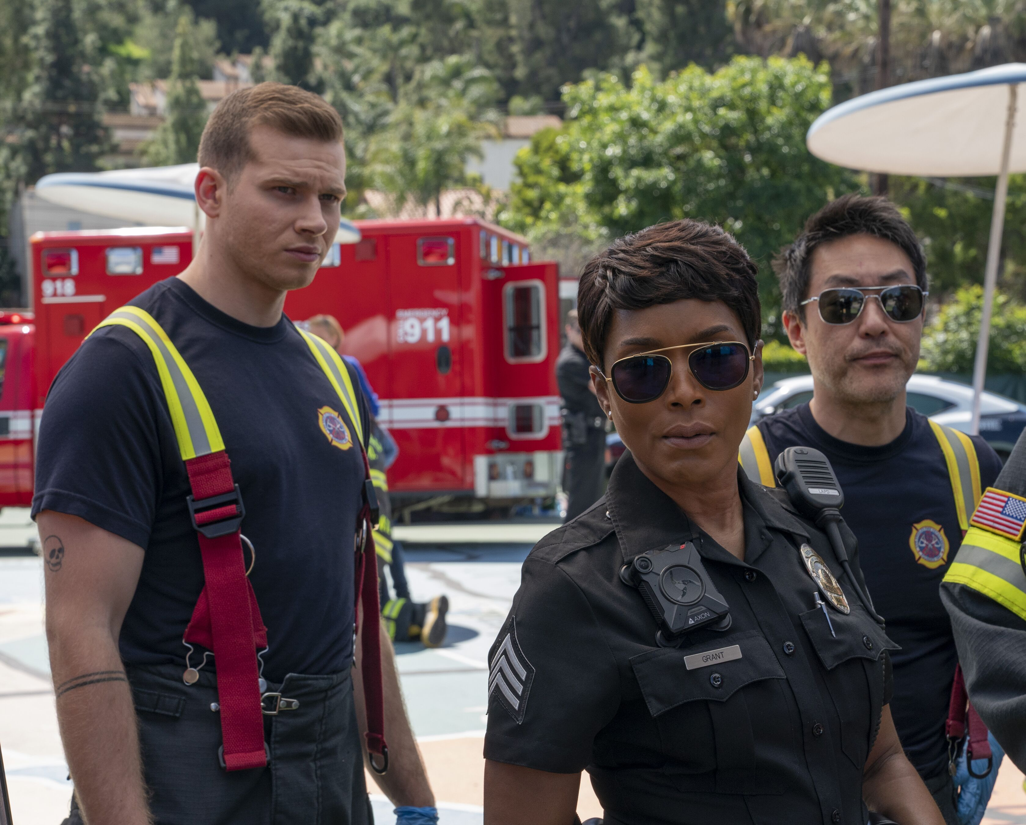 Everything we know about 9-1-1 Season 3 so far