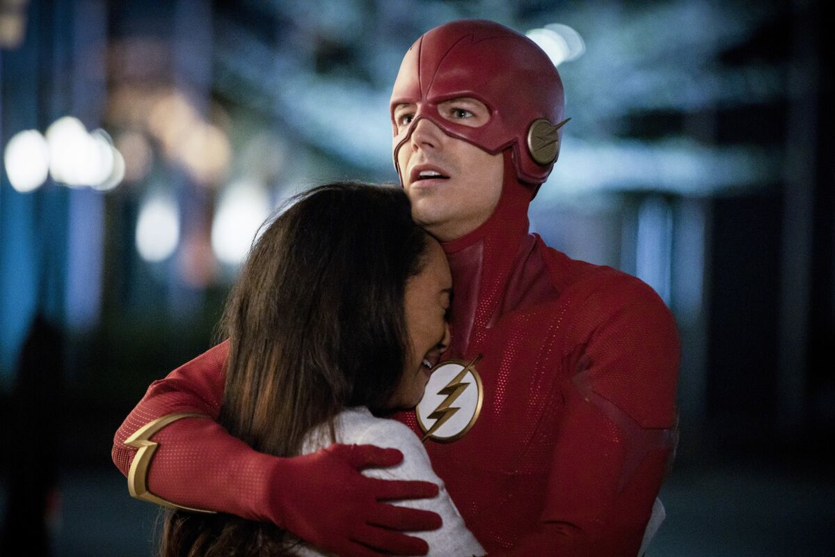 When does The Flash Season 6 premiere?
