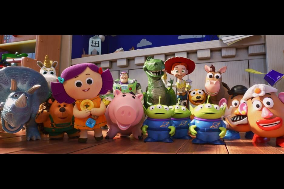 Will there be more Toy Story movies?