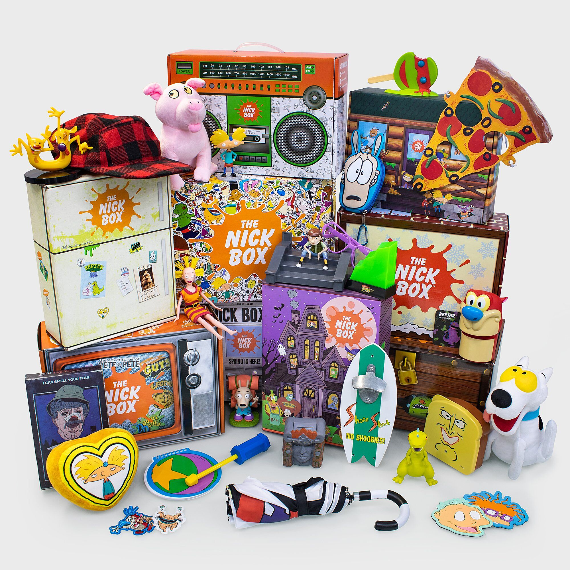Best Mens Subscription Boxes 2020.Culturefly S New Nickelodeon And Friends Subscription Boxes