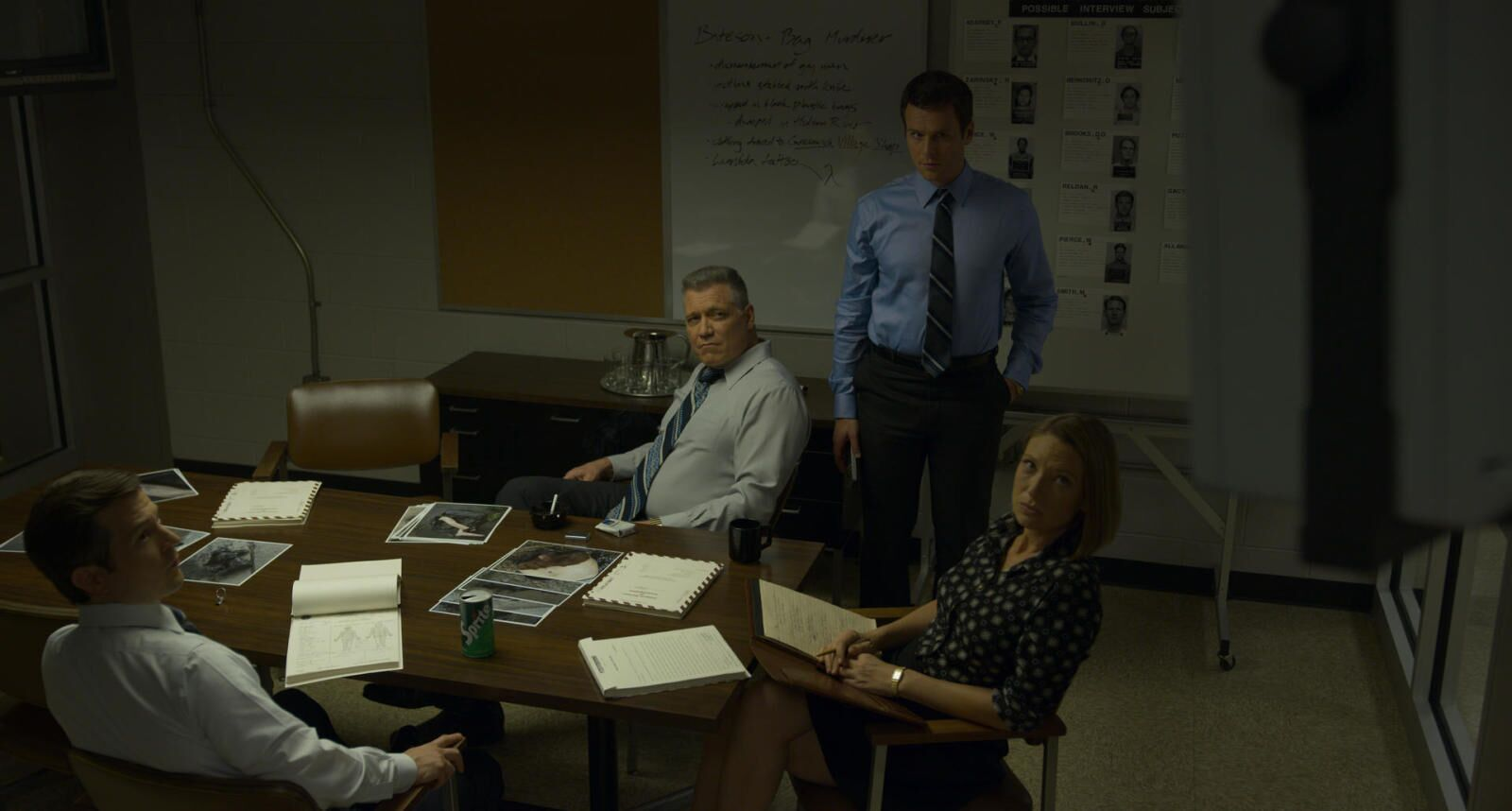 David Fincher plans to keep Mindhunter going for five seasons