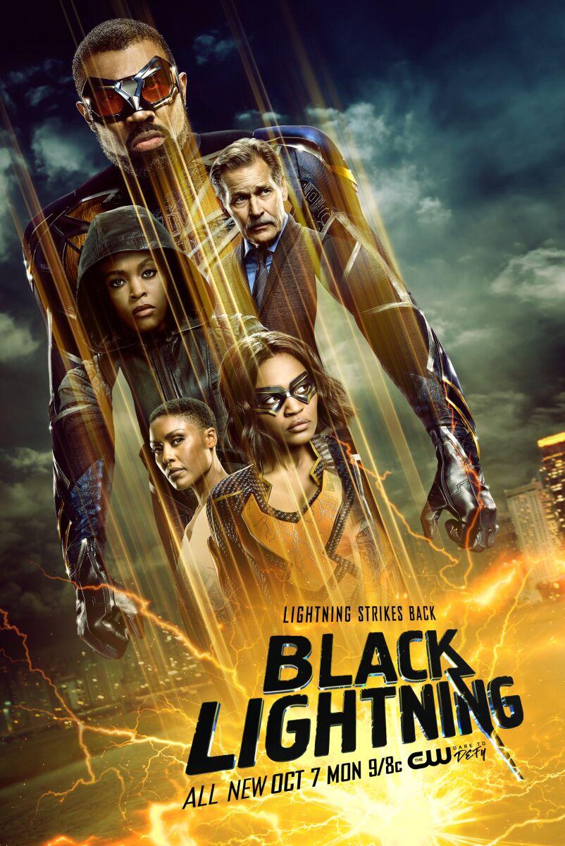 Watch Black Lightning Season 3, Episode 3: CW live stream