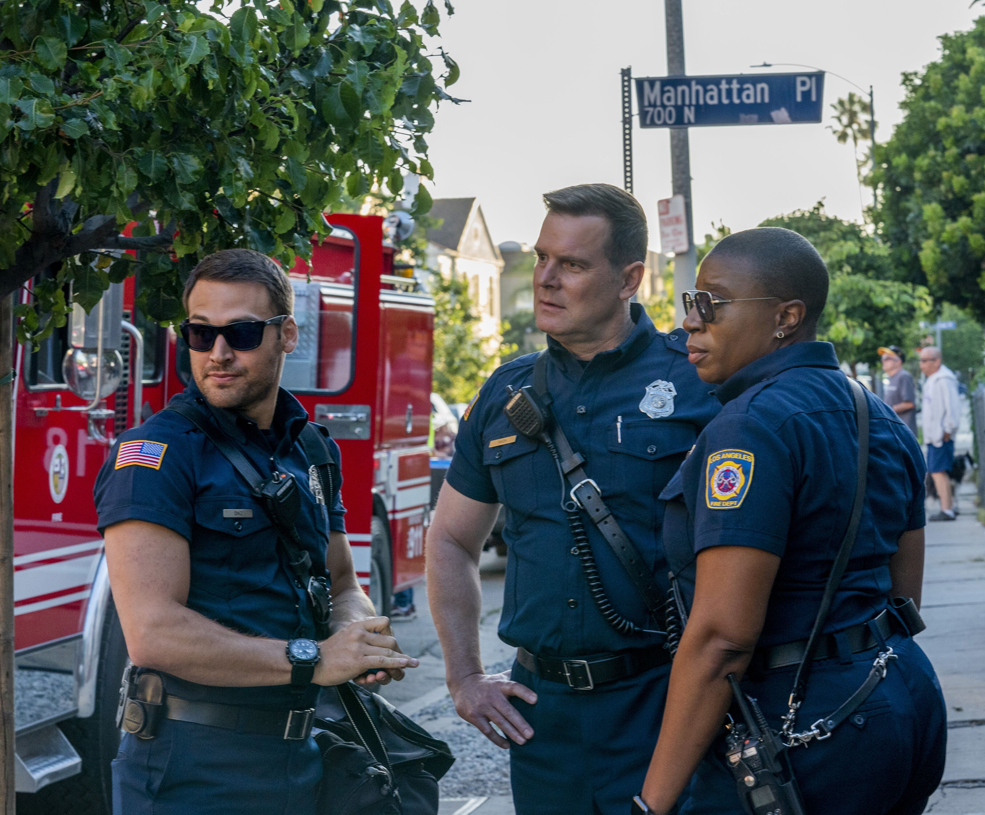 9-1-1 Season 3: Will [Spoiler] lose their job after that crash?