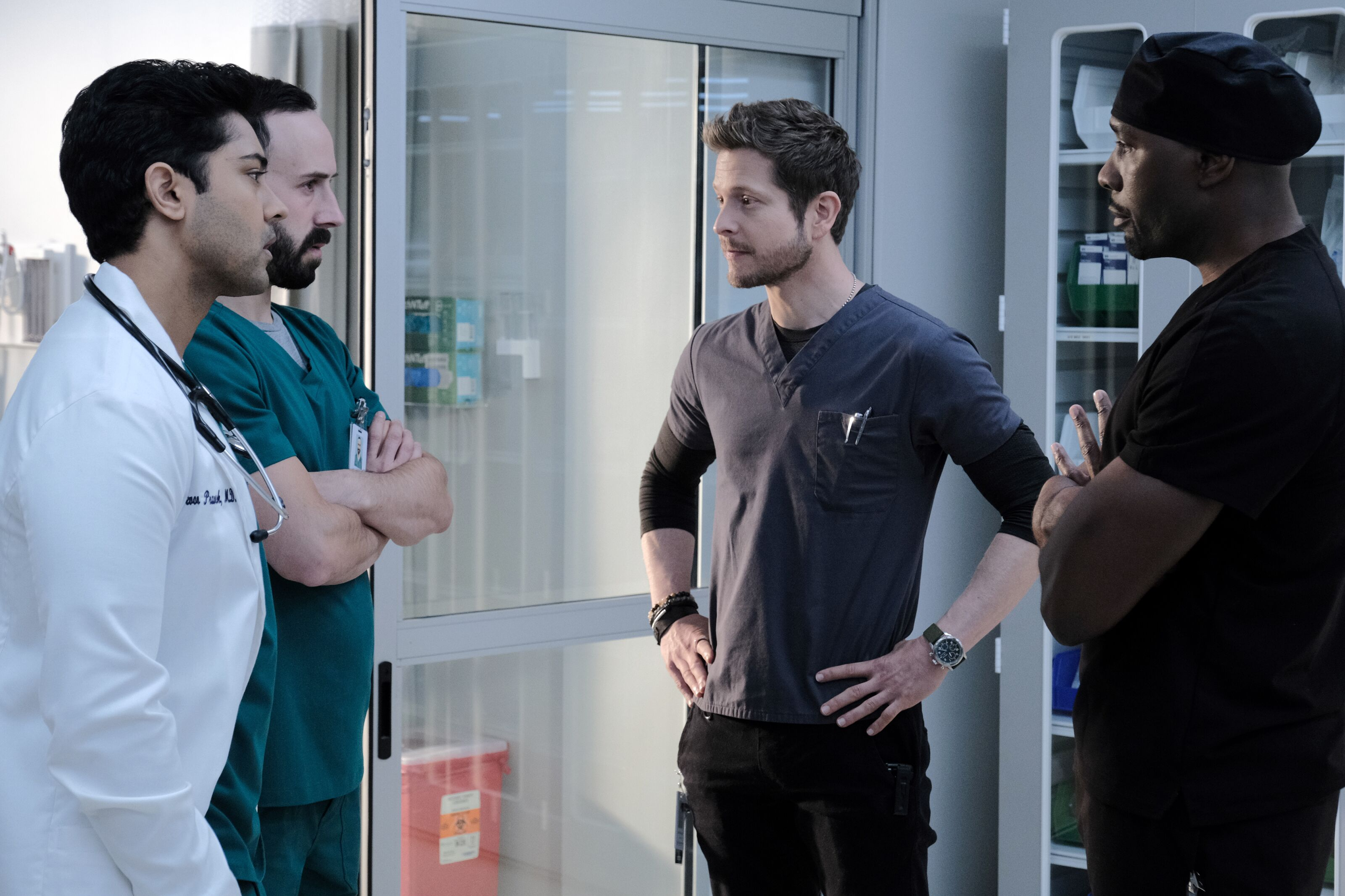 Is The Resident on tonight, Dec. 10?