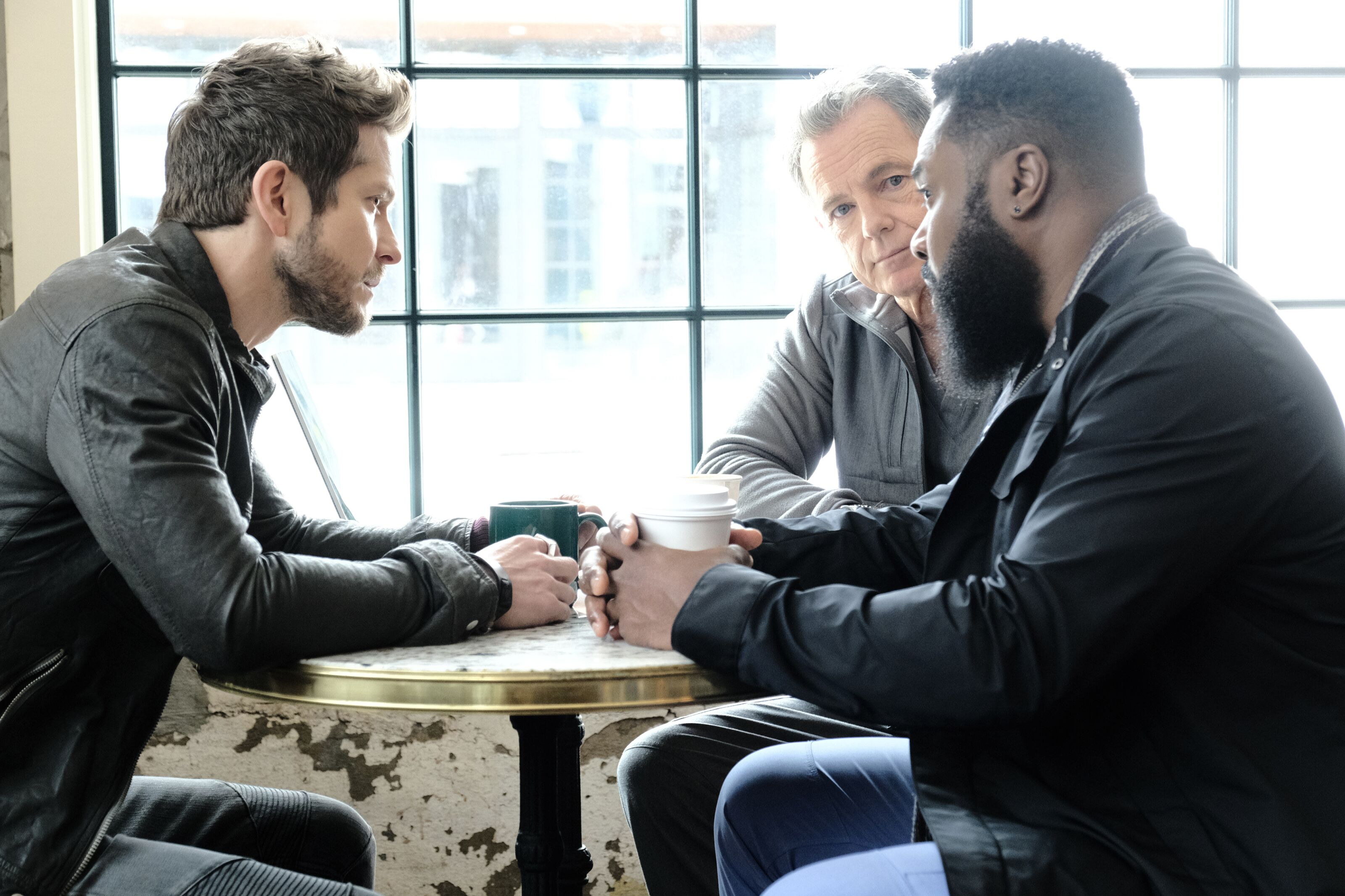 Tuesday TV ratings: The Resident up, Emergence falls again