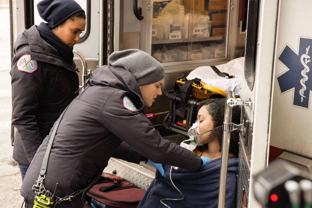 Watch Chicago Fire Season 8, Episode 14 live