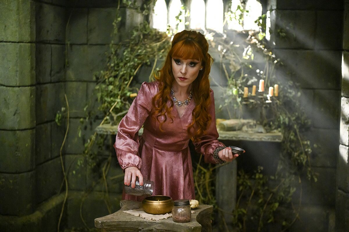 Ruth Connell, Supernatural