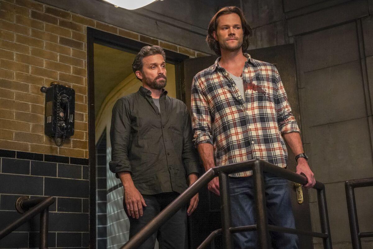 Thursday TV ratings: Supernatural returns up, Deputy falls