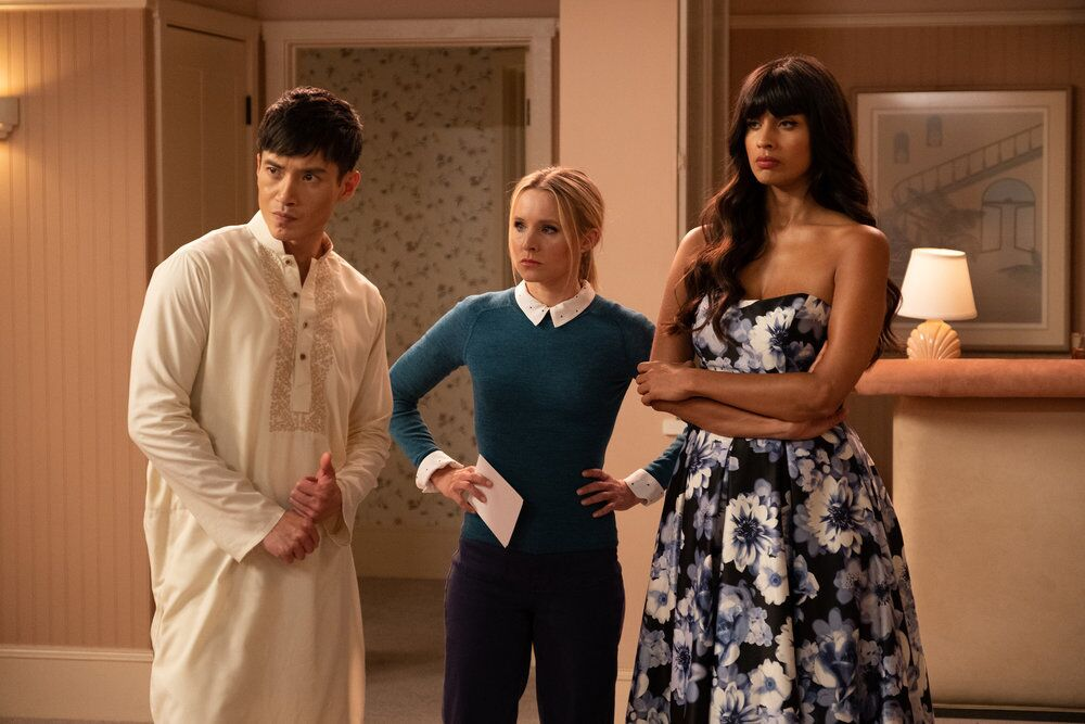 Watch The Good Place Season 4, Episode 4 live online