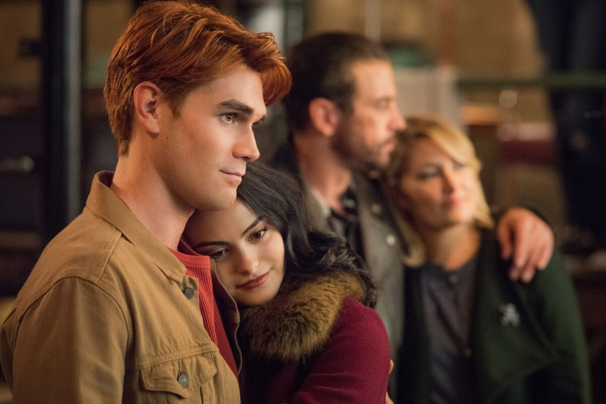 Riverdale Season 4, Episode 7 preview: Guess who's coming to Archie's Thanksgiving dinner