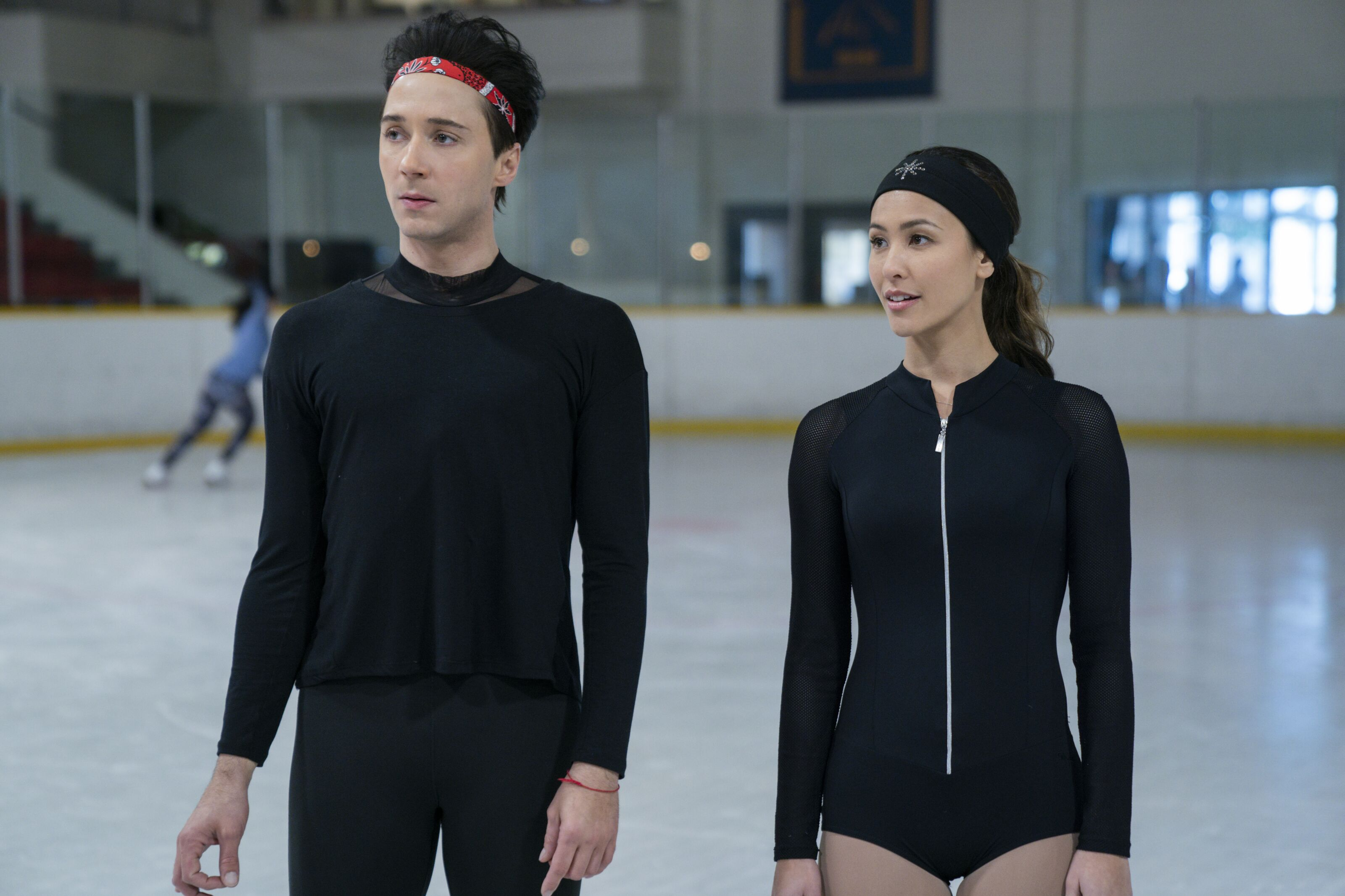 Spinning Out on Netflix gets figure skating wrong, but Johnny Weir right