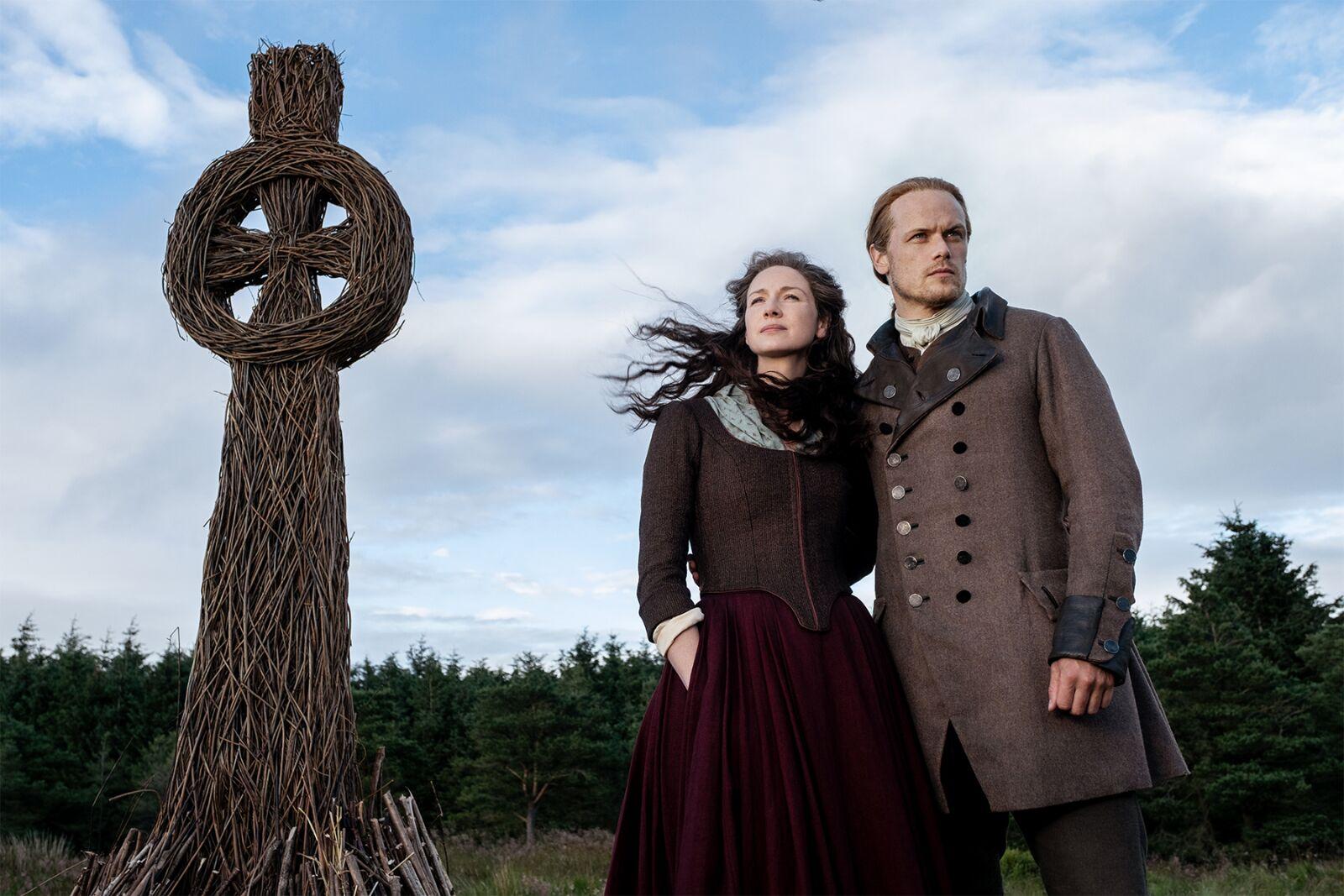Outlander Season 5 premiere: The Murtagh situation