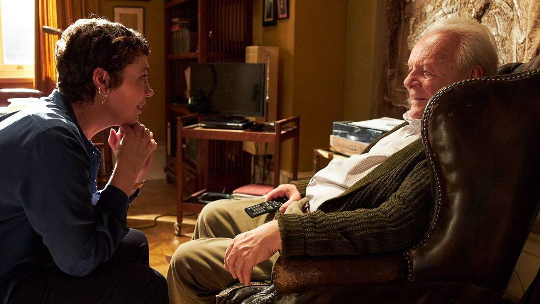 Sundance review: Anthony Hopkins stuns in perhaps his best performance in The Father