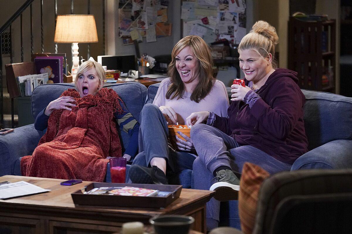 Mom Season 6, Episode ...
