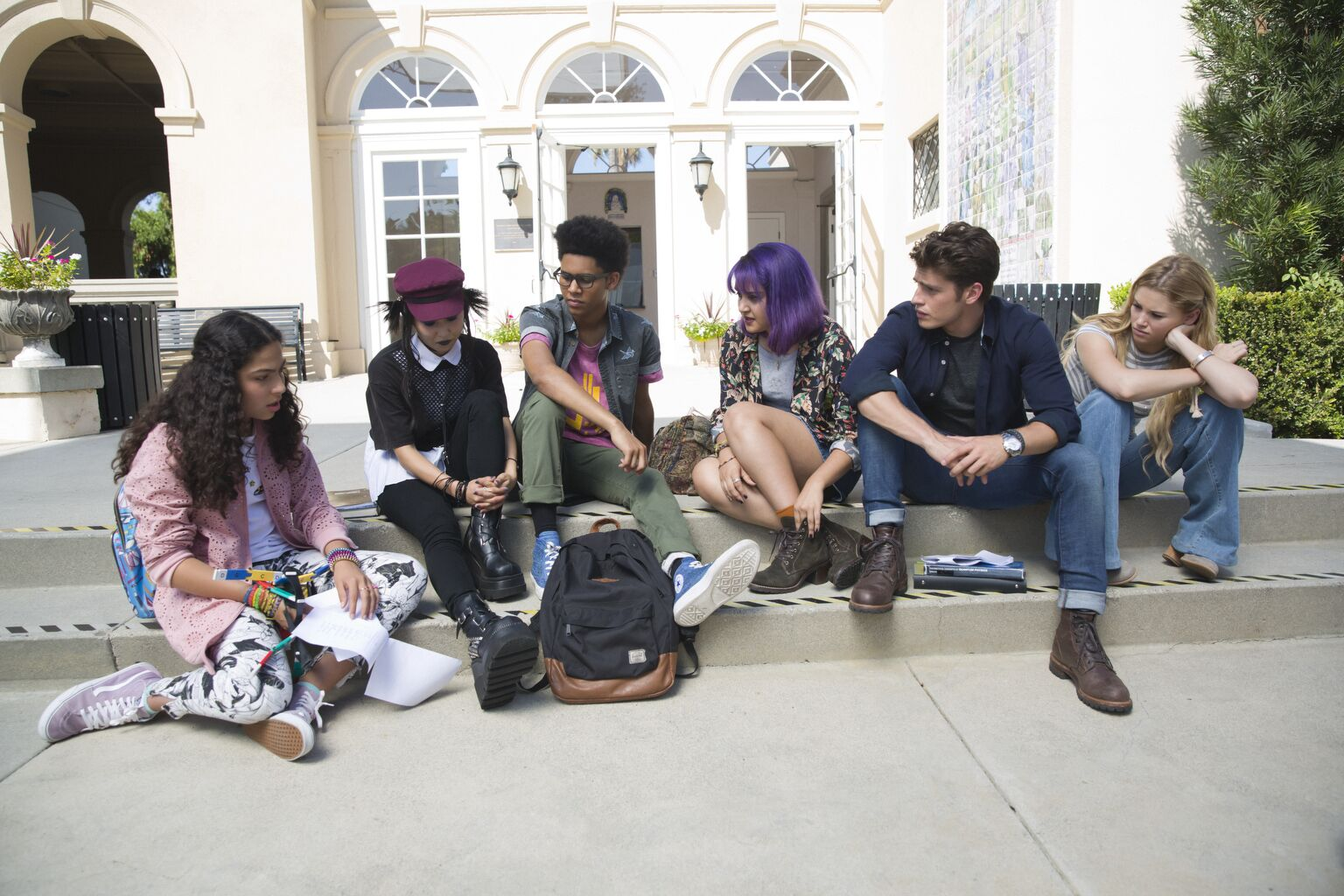 Marvel's Runaways Episode 7: Refraction – Collywobbles and ...