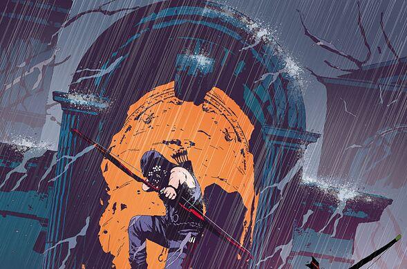 Photo Credit Green Arrow 20 2013 DC Comics Art By Andrea Sorrentino