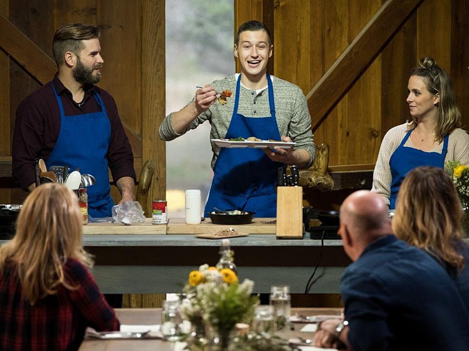 Food Network Star Season 13 Matthew Grunwald Favored By Producers