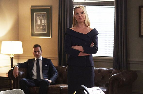 Suits: Katherine Heigl has been a great addition to the cast