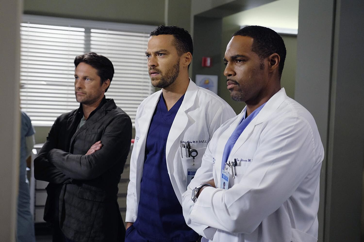 Grey\'s Anatomy spinoff news: SPOILER to make jump to firehouse spinoff